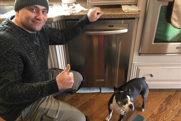Dishwasher repair in Ontario