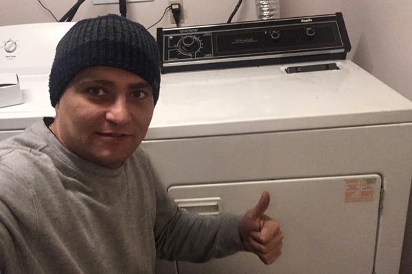 Dryer repair in Ontario