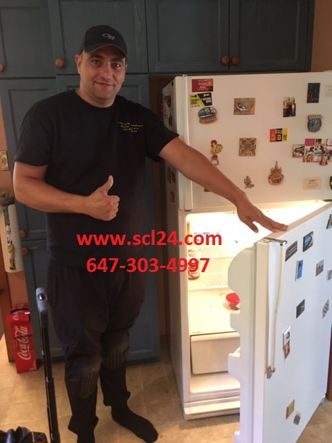 appliance repair service pickering